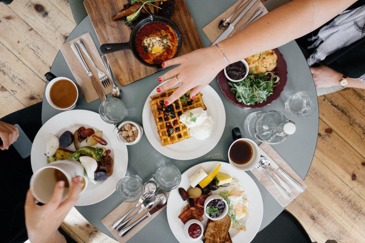 Why I Eat ForPleasure